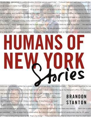 אנשי ניו-יורק סיפורים באנגלית