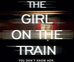 הנערה על הרכבת באנגלית
