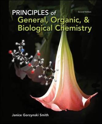 עקרונות הכימיה הכללית, האורגנית והביולוגית